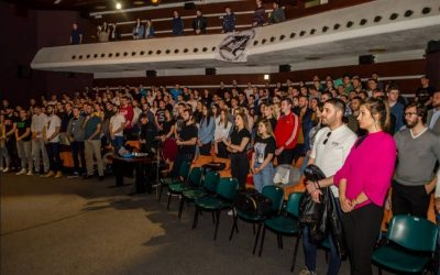 Izborna skupština udruženja studenata Republike Srpske u Srbiji