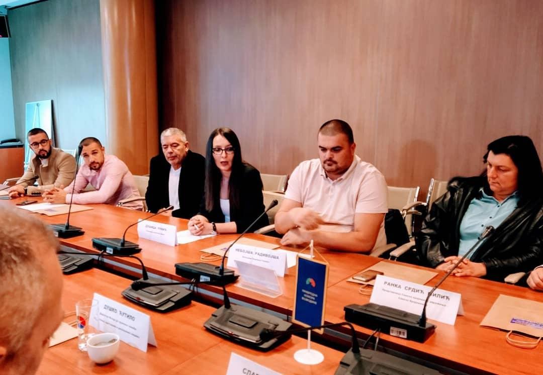 prvom Kongresu privrednika srpskih krajeva u organizaciji Udruženja Srpski krajevi