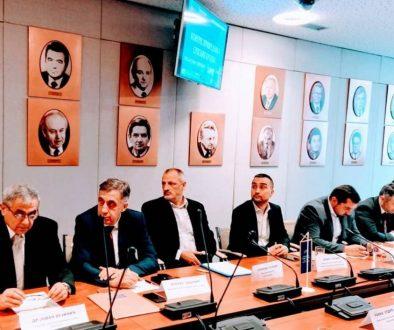 učestovali na prvom Kongresu privrednika srpskih krajeva u organizaciji Udruženja Srpski krajevi 1